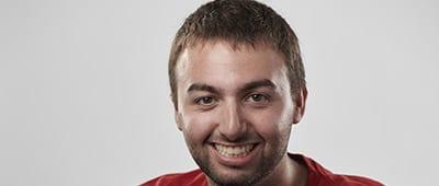 Maryville University All Star Student Joshua Milenbach