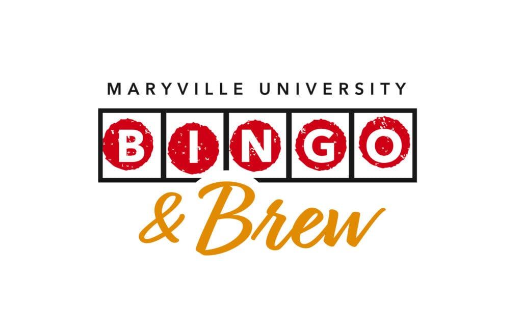 Maryville alumni Bingo & Brew logo