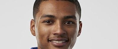 Maryville All-Star student Jordan Davis