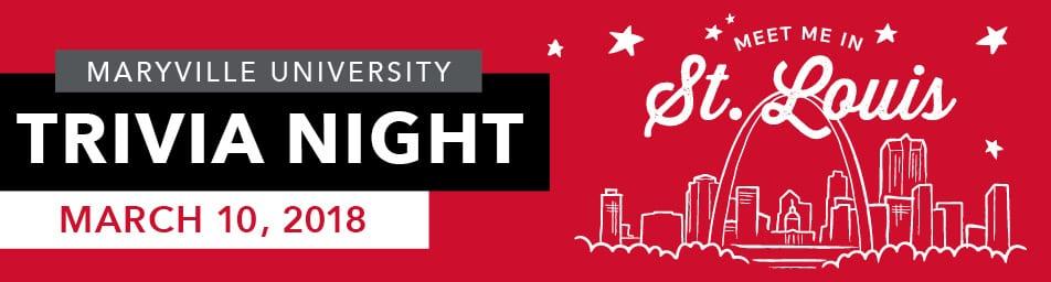 2018 Maryville University Alumni Trivia Night