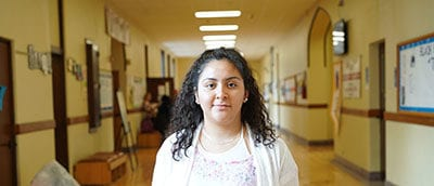 Elizabeth Maya Presidential Scholar Maryville University