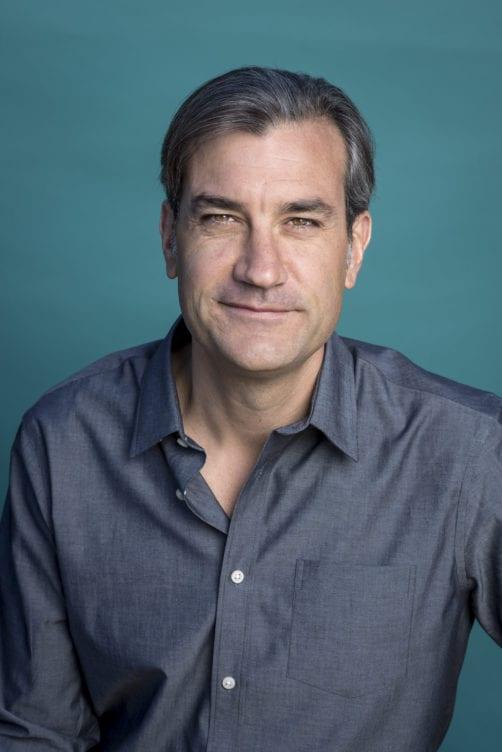 Author Matt Donovan