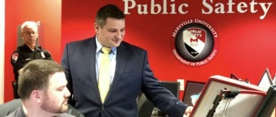 Maryville Welcomes Jair Kollasch, New Director of Public Safety
