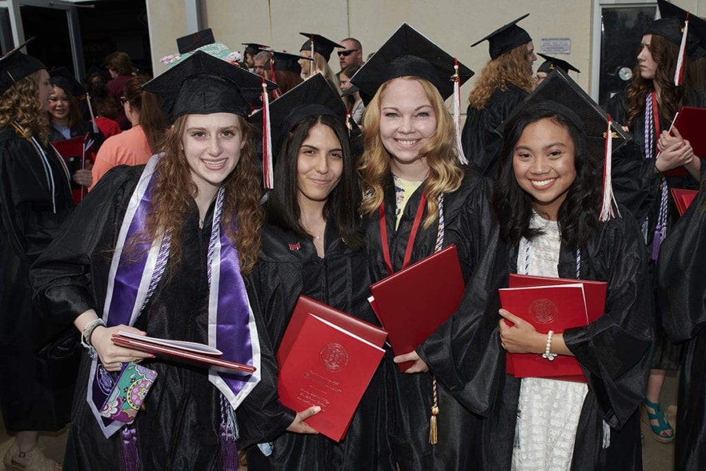 Maryville University Commencement 2018