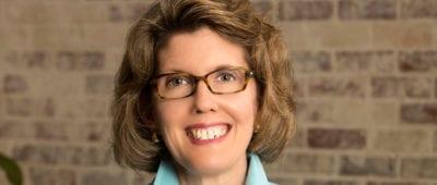 Margaret Onken is Maryville University's vice president for development.