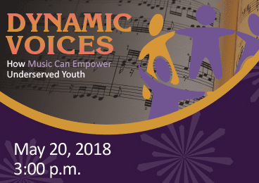 Women's Hope Chorale: Dynamic Voices event