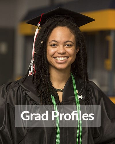 Maryville University graduate profiles