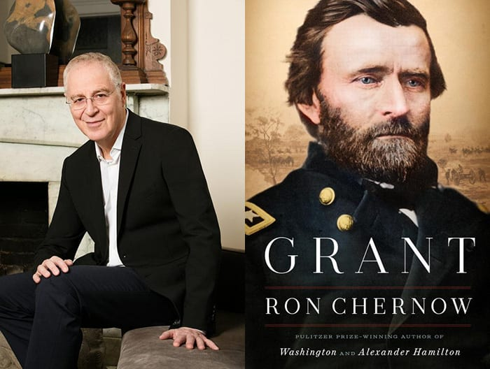 Ron Chernow's book Grant