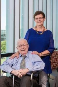 Maryville University names the Robert E. Schoor and Joan Luttig Schoor Undergraduate School of Nursing