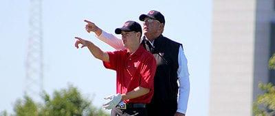 Maryville golf coach Glenn Paulus named Coach of the Year