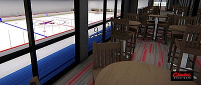 Maryville's Chesterfield Ice Hockey Rink