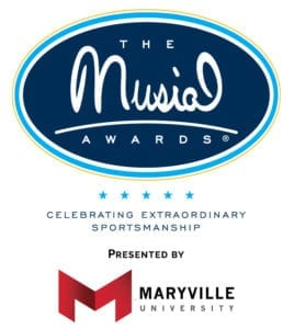 The Musial Awards are presented by Maryville University