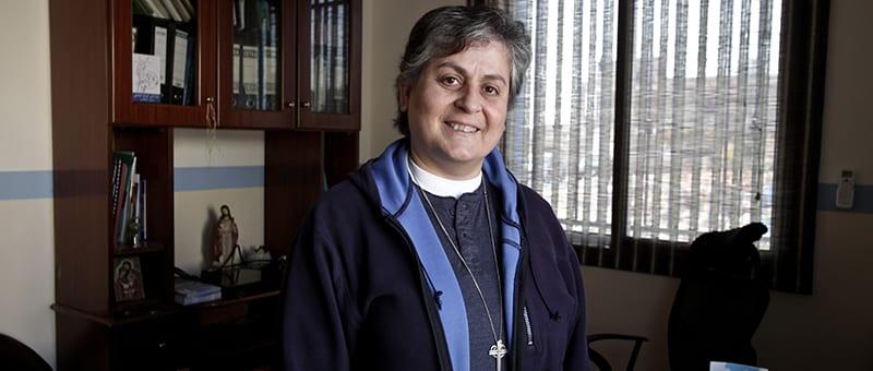 Sister Micheline Latouff