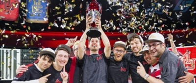 Maryville University's esports team won its third national championship in four years