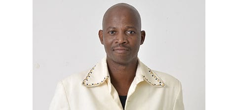 Volley Nchabeleng, South African percussionist