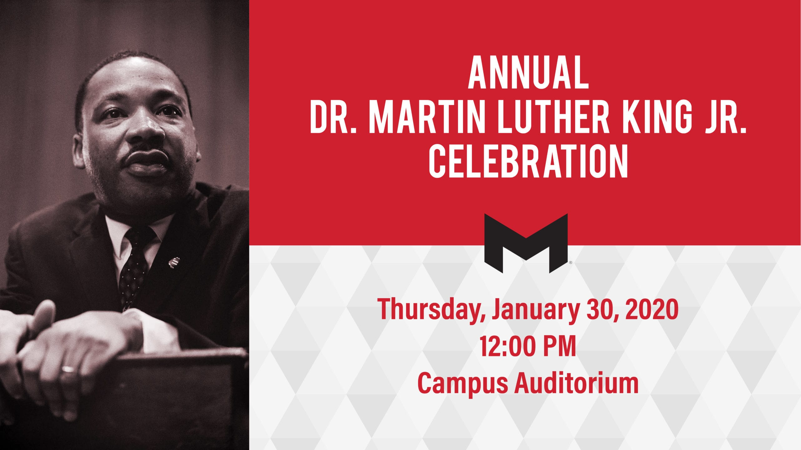 2020 MLK celebration Jan. 30