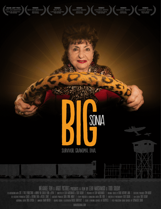 Big Sonia movie poster