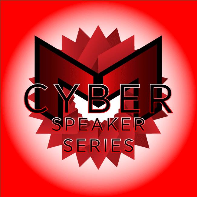 Maryville Cyber Speaker Series logo