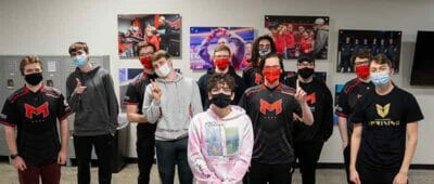 MaryvilleGG League of Legends