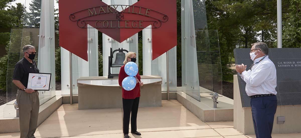 Liz Buck Maryville University Nursing