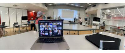 Hybrid USEM class Maryville University