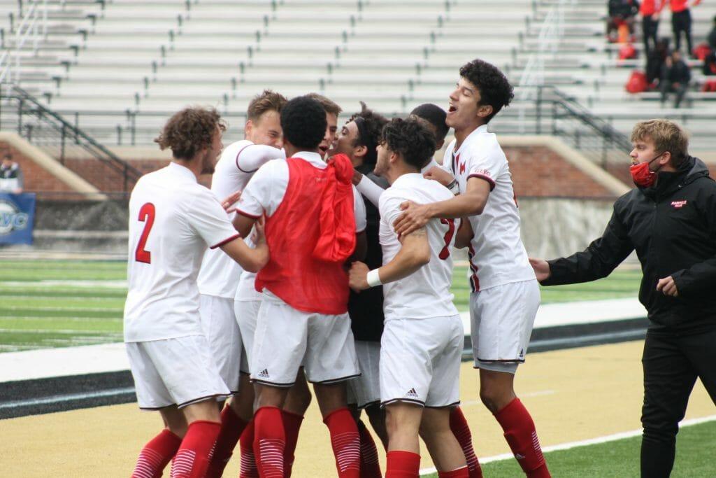 Maryville Mens Soccer GLVC Championship 2021