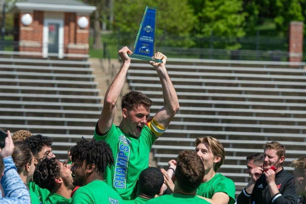 Maryville Mens Soccer GLVC Championship BigRedM