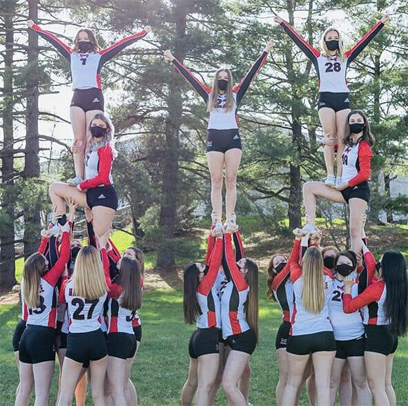 Maryville STUNT the sport