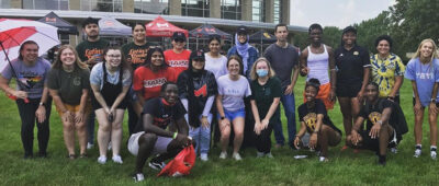 Involvement Fair Maryville University