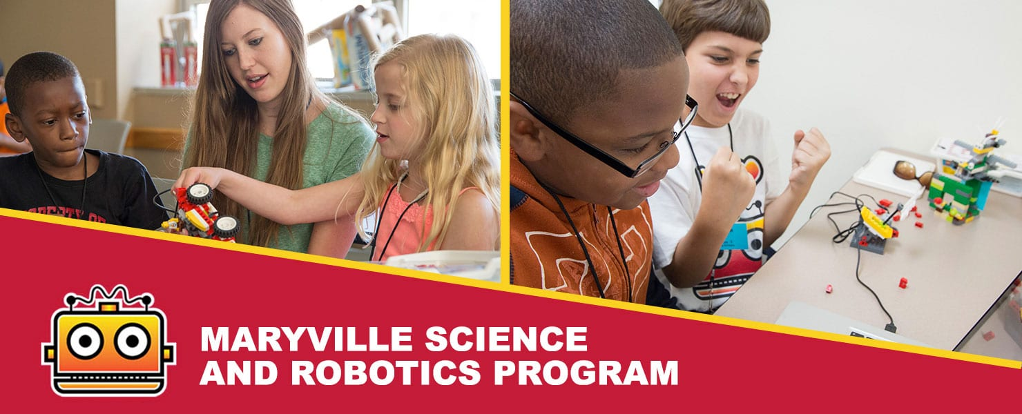 Maryville Science & Robotics Program