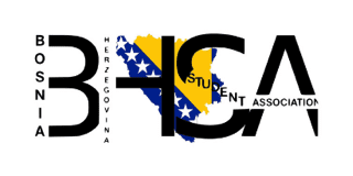 Bosnia and Herzegovina Student Association logo