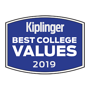 Kiplingers Best College Values Private 2018