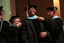 Education Hooding
