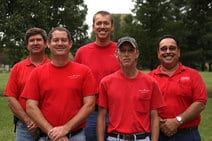 Physical Plant staff
