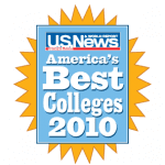 U.S. News and World Report - America's Best Colleges 2010