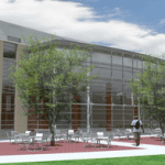 Rendering of proposed dining facility