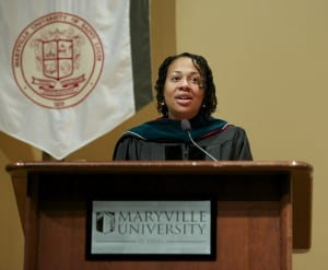 Maryville University 12/8/2012