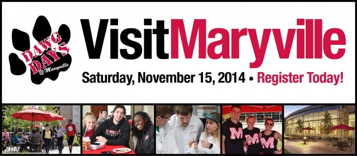 Maryville Visit Days 2014