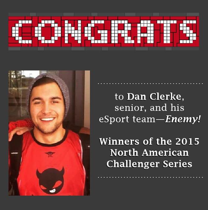 CongratsDanClerke