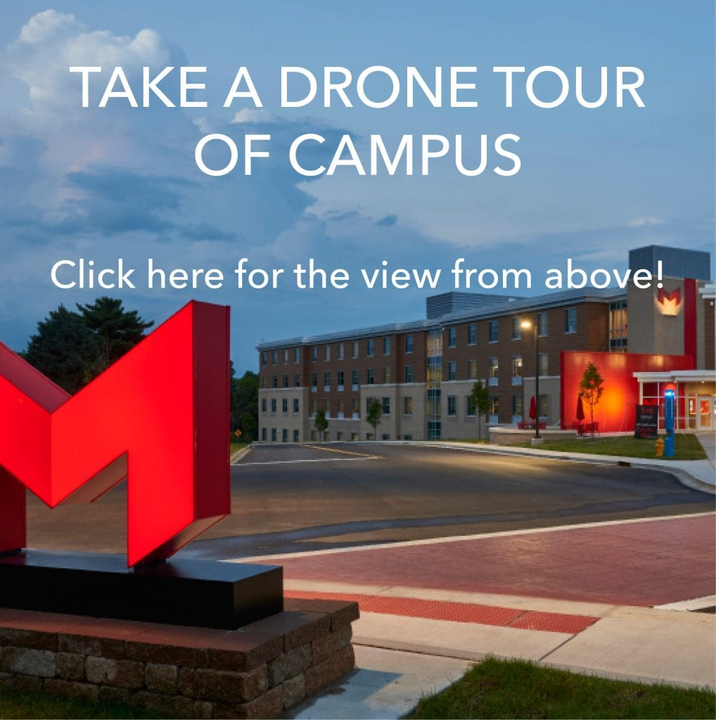 Drone tour of Maryville University