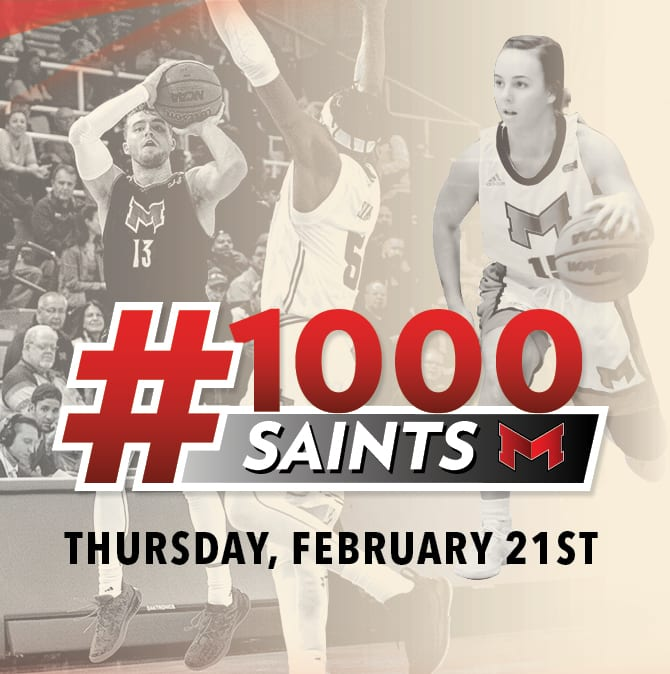 #1000 Saints Feb. 21