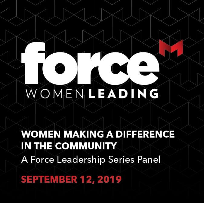 Force Leadership Series Panel on 9/12/19