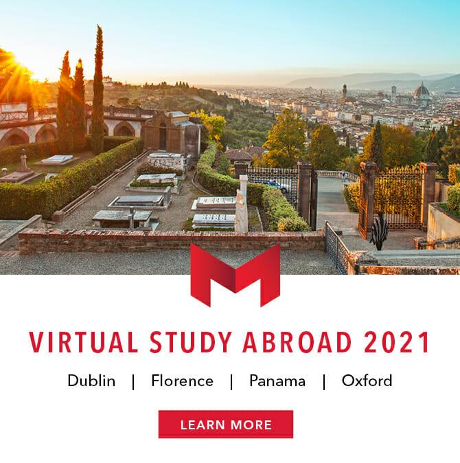 virtual study abroad 2021 ad