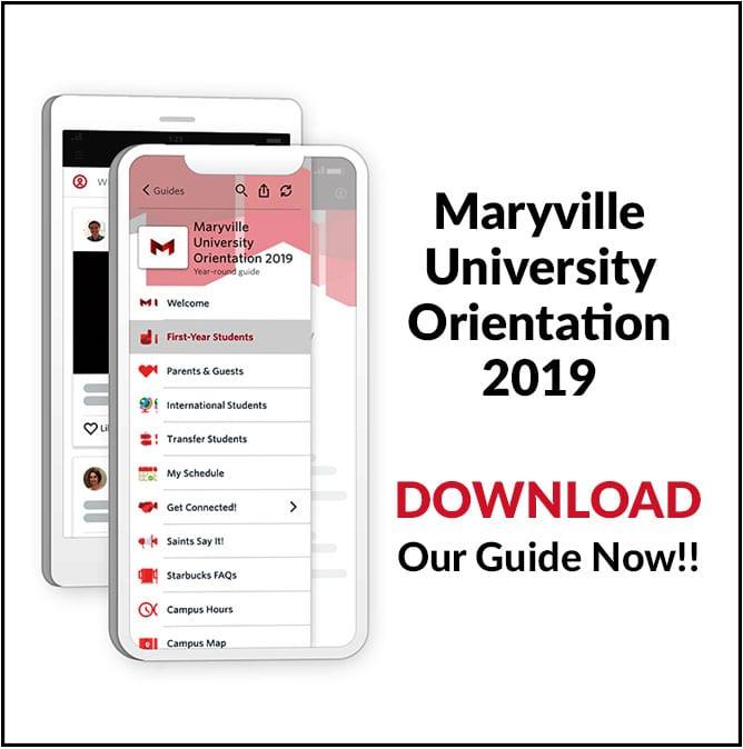 Guidebook orientation app ad
