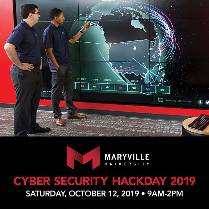 Maryville_HackDay Visit Oct. 12 ad
