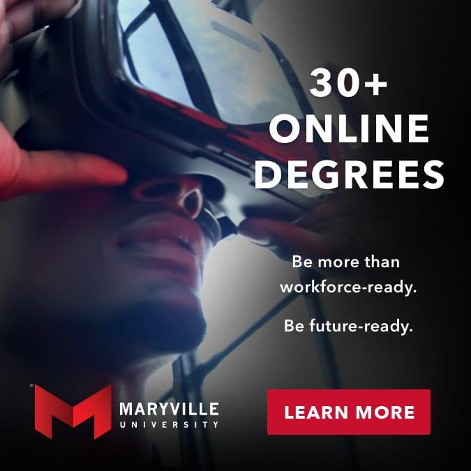30+ Online Degrees advertising