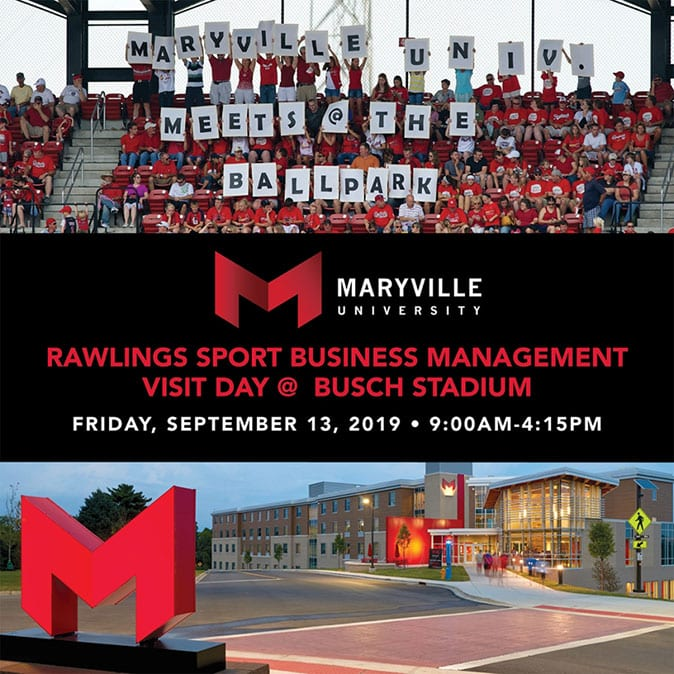 Maryville Rawlings Sport Business Management Visit Day