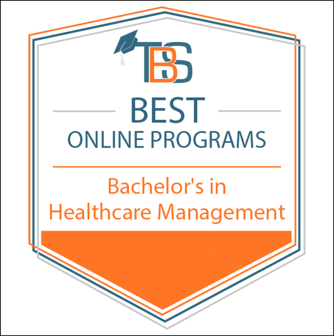 maryville's online bachelor's in healthcare management named top 25 in country