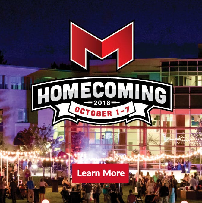 Maryville Homecoming Oct. 1 - 7
