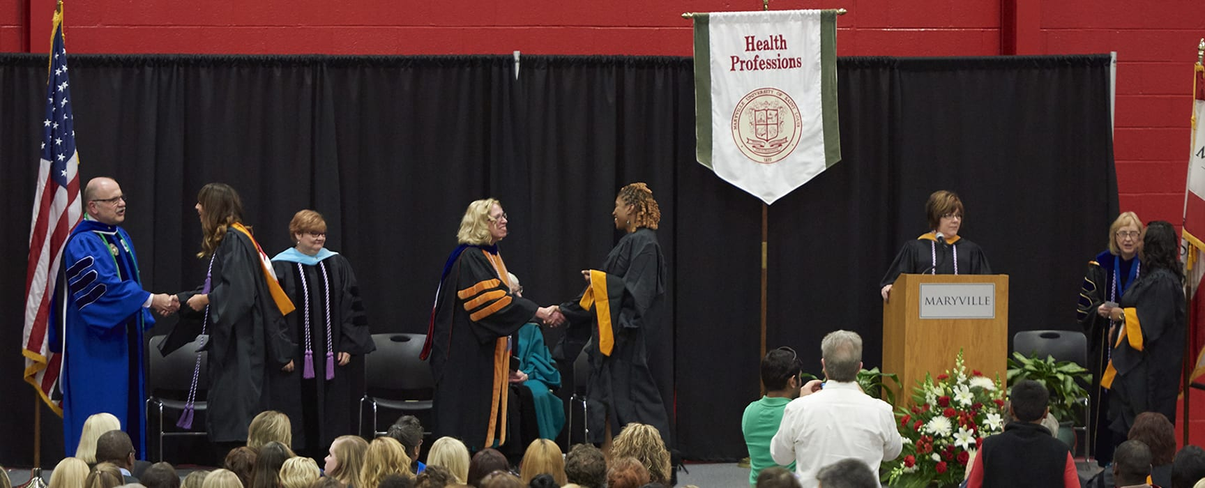 nursing hooding ceremony maryville university